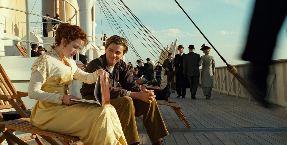 Титаник (Titanic, 1997) .