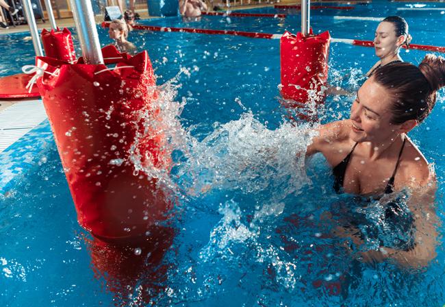 Боевой характер: что такое аквабокс и почему ты должна это попробовать