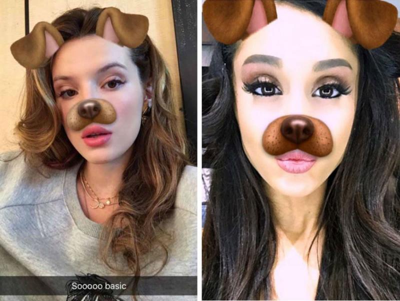 10 фишек Snapchat: правила пользования