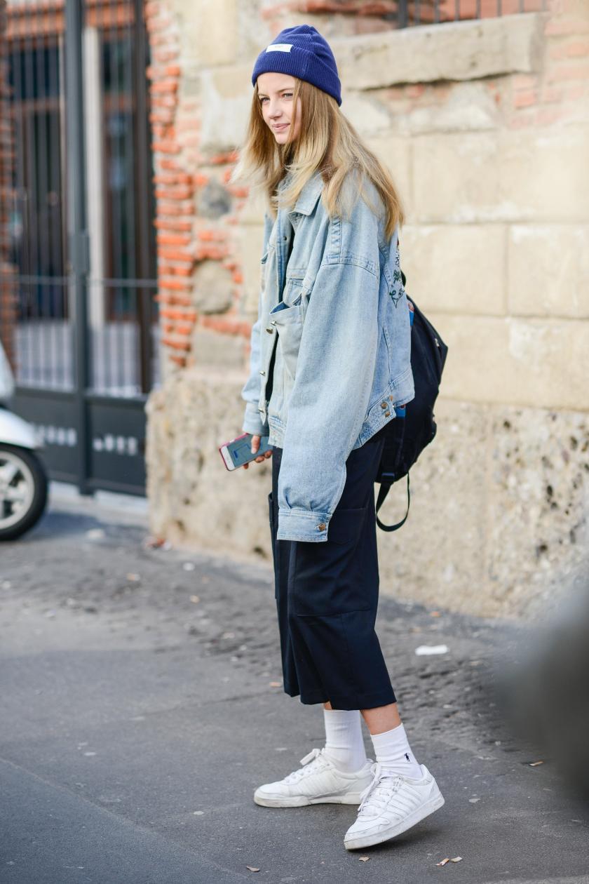 f126bd6a39b Ты можешь смело носить с практически любой вещью из гардероба. Смело миксуй  такую джинсовку с брюками