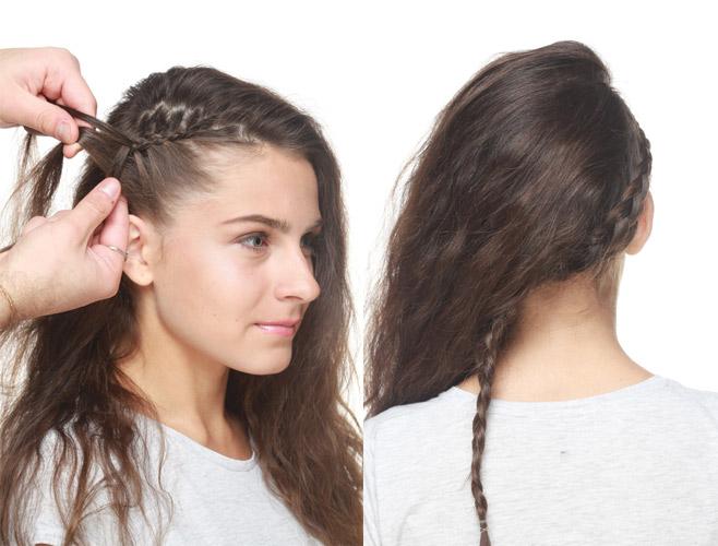 Как сделать причёску на концерт 719